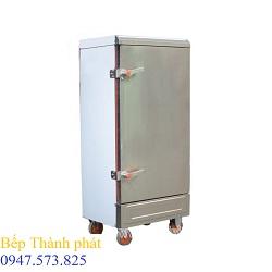Tủ nấu cơm công nghiệp dùng điện 10 khay