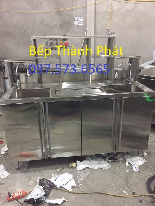 Sản xuất quầy trà sữa