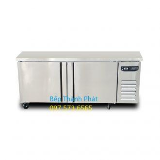 bàn lạnh công nghiệp 2m