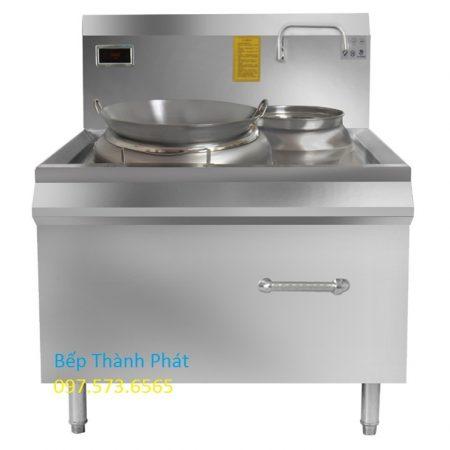 bếp từ công nghiệp đơn 15kw