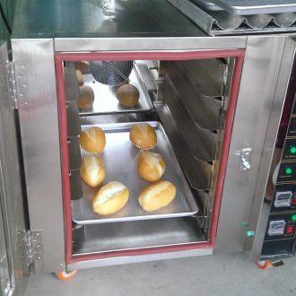 Cấu tạo lò nướng bánh mì đối lưu 5 khay Việt Nam