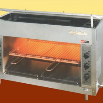 Mua thiết bị bếp lò nướng salamander berjaya tại công ty bếp Thành Phát