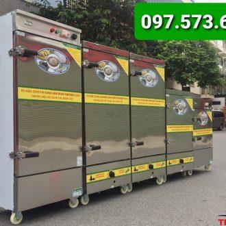 Tủ hấp cơm công nghiệp 4 - 24 khay (2)